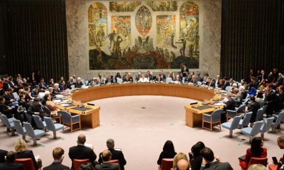 Versammlung des UN-Sicherheitsrats